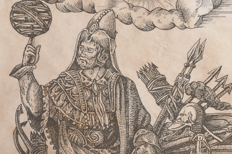 Quem foi Hermes Trismegisto?